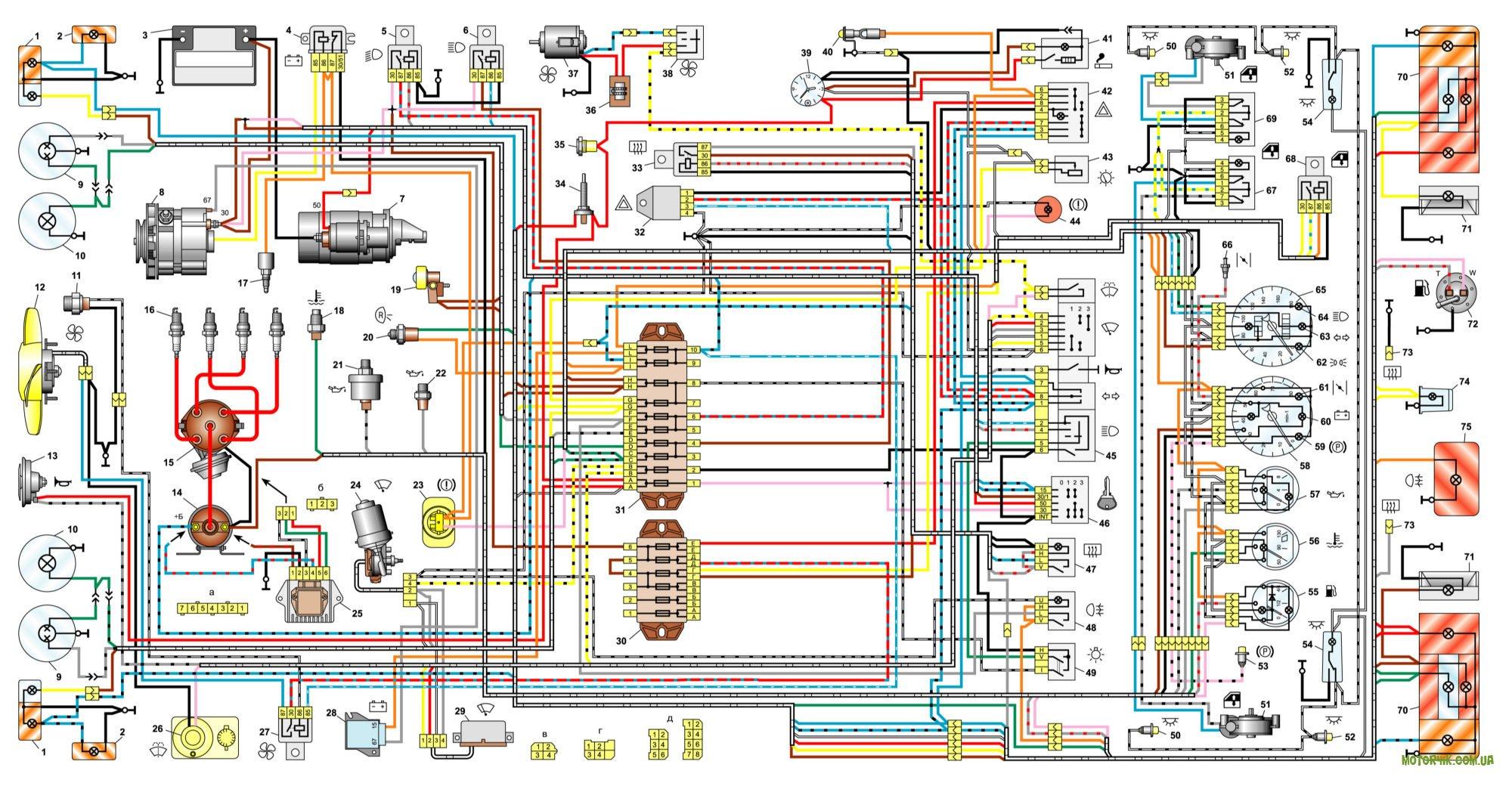 графологическая схема